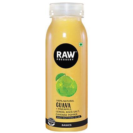 RAW PRESSERY GUAVA JUICE 250ML BTL