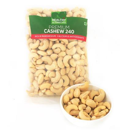 Premium Cashew (240) - Healthy Alternatives
