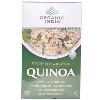 Quinoa  -  Organic - Organic India