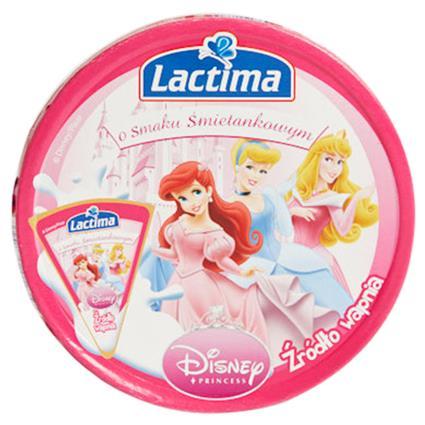 Disney Cheese Traingles - Lactima