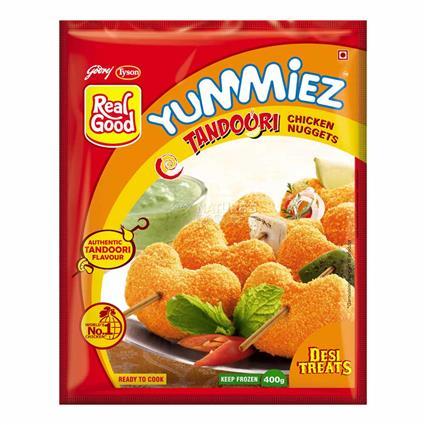 Tandoori Chicken Nuggets - Yummiez