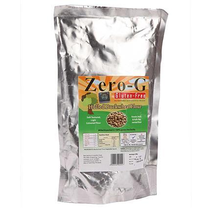 Ragi Buckwheat Flour - Zerog