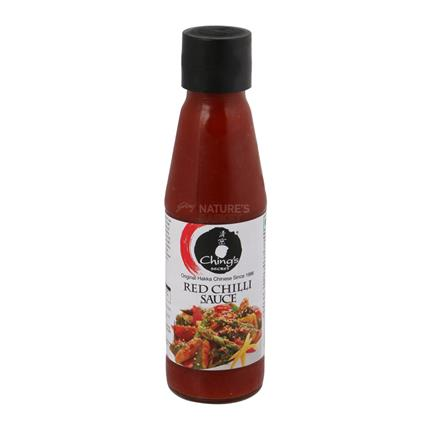 Red Chilli Sauce - Chings