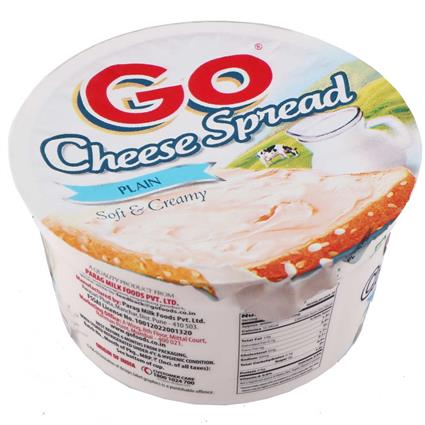 Plain Cheese Spread - Go