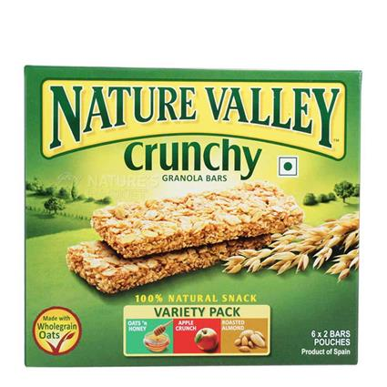 Crunchy Granola Bars  -  Variety Pack - Nature Valley