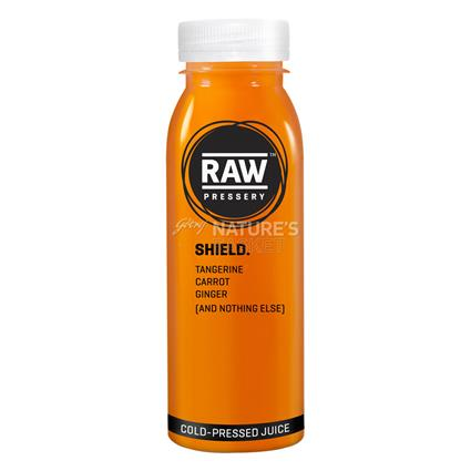 Cold Pressed Juice  -  Shield - Raw Pressery