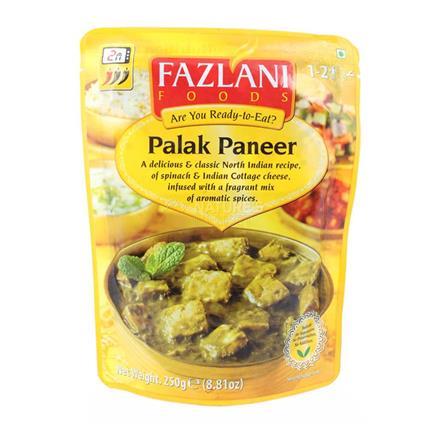 Palak Paneer - Fazlani