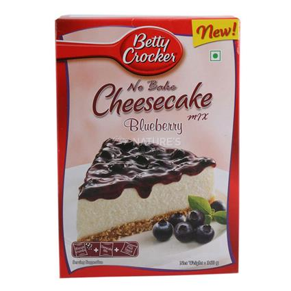Blueberry Cheese Cake Mix - Betty Crocker