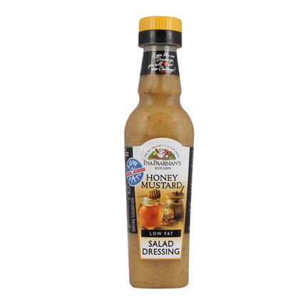 Honey Mustard Low Fat Salad Dressing - Inapaarmans