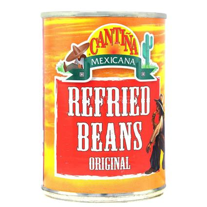 Refried Beans Original - Cantina Mexicana