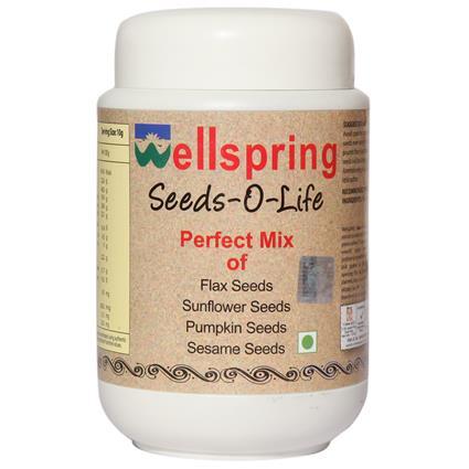 Seeds - O - Life - Wellspring