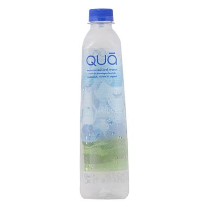 Natural Mineral Water - Qua