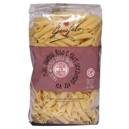 Whole Wheat Penne Rigate Pasta - Garofalo