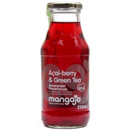 Acai Berry & Green Tea Ice Tea - Mangajo