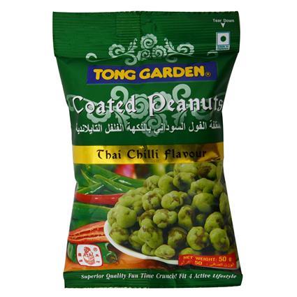 Thai Chilli Flavored Peanuts - Tong Garden