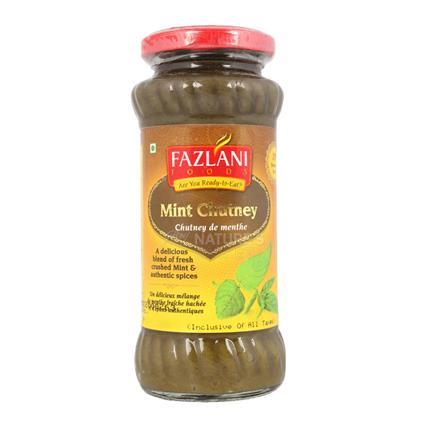 Mint Chutney - Fazlani