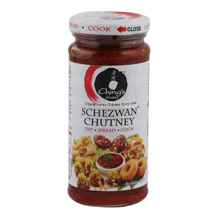 Schezwan Chutney - Chings