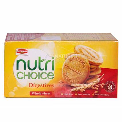 Nutrichoice Hi Fiber Digestive - Britannia