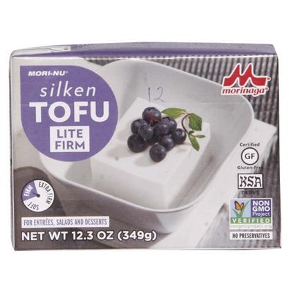 Silken Tofu  -  Lite - Mori - Nu