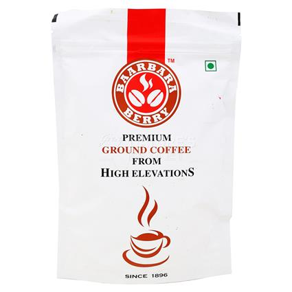 Premium Ground Coffee - Baarbara Berry