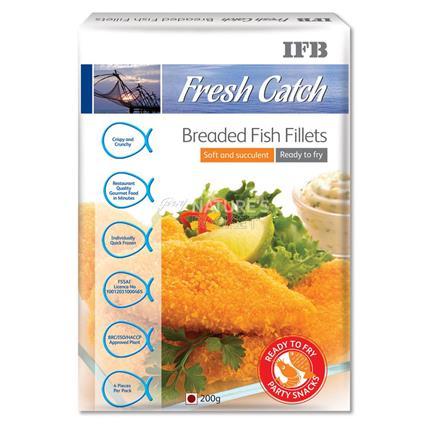 Breaded Fish Fillet - IFB