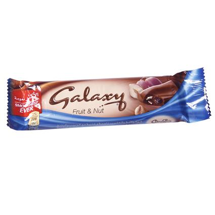 Fruit & Nuts Chocolate - Galaxy