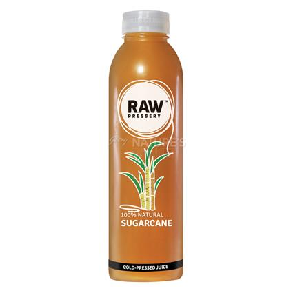 Cold Pressed Juice - Sugarcane - Raw Pressery