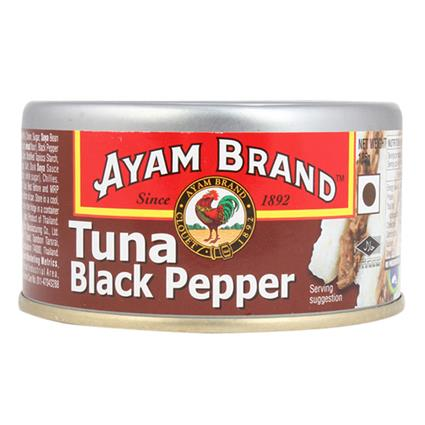 AYAM BLACK PEPPER TUNA 185G
