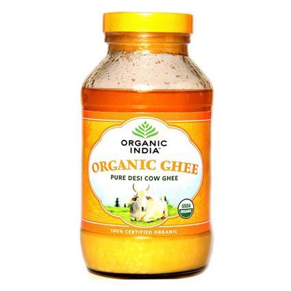 Desi Ghee  -  Organic - Organic India