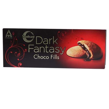 Dark Fantasy Choco Fills Biscuits-Sunfeast