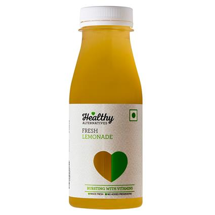 Cold Pressed Juice Lemonade Love - Healthy Alternatives