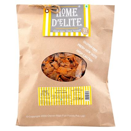 Ragi Chips - Home D'elite