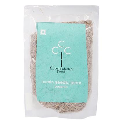 Cumin / Jeera Seeds   -  Organic - Conscious Food