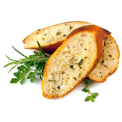 Garlic Cheese Bread - Cafe Basilico
