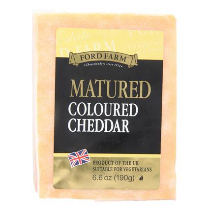 Matured Cheddar Cheese - Ford Farm