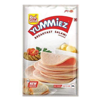 Chicken Breakfast Salami - Yummiez
