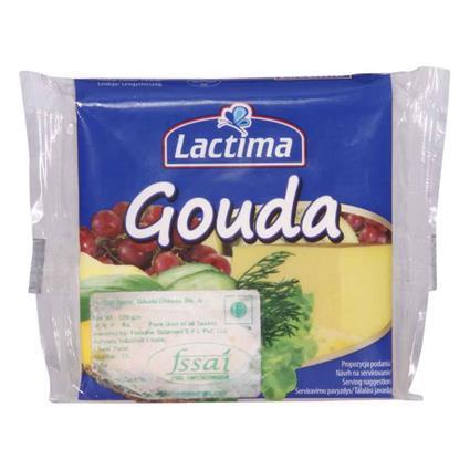Gouda Cheese Slices - Lactima
