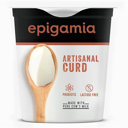 EPIGAMIA ARTISANAL CURD 400G
