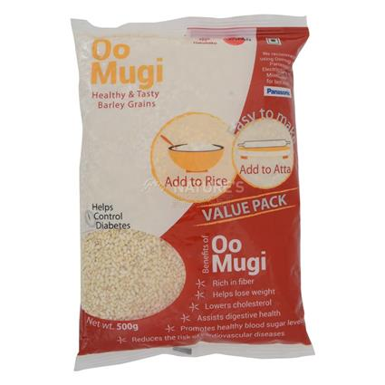 Healthy Barley Grains - Oomugi