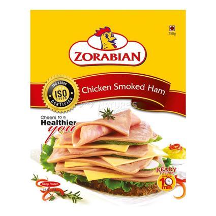 ZORABIAN CHICKEN SMOKED HAM 250G