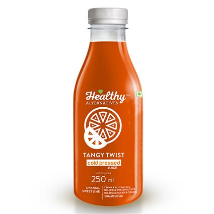 Cold Pressed Juice Tangy Twist - Healthy Alternatives