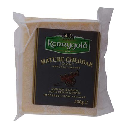 White Cheddar Cheese  -  Mature - Kerrygold