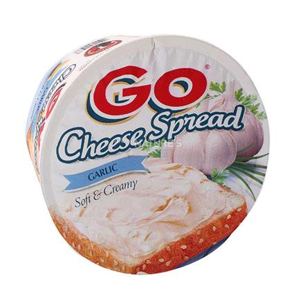 Garlic Cheese Spread - Go