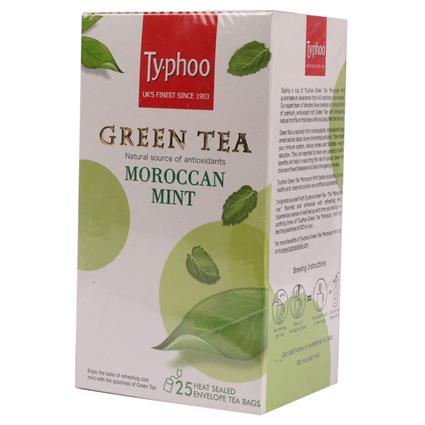 Moroccan Mint Tea  -  25TB - Typhoo