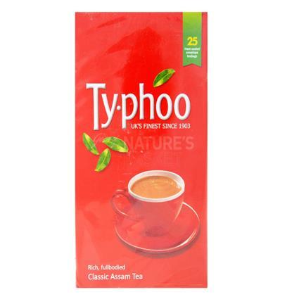 TYPHOO CLASSIC ASSAM TEA 25S TEA BAG