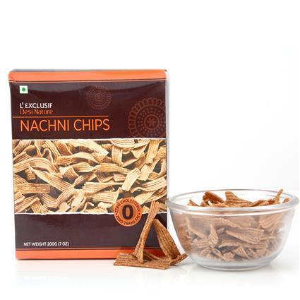 Nachni Chips - L'exclusif