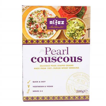 Pearl Couscous - Alfez