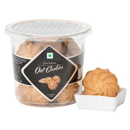Oat Cookies - Healthy Alternatives