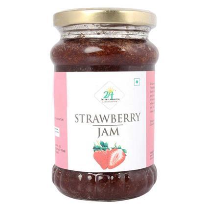 Strawberry Jam - 24 Letter Mantra