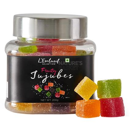 Fruity Jujubes - L'exclusif